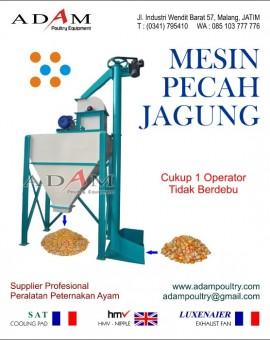 mesin pemecah jagung