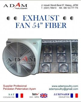 Exhaust Fan 54 Fiber