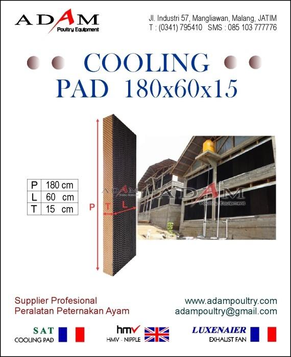Pendingin Cooling Pad 180x60x15