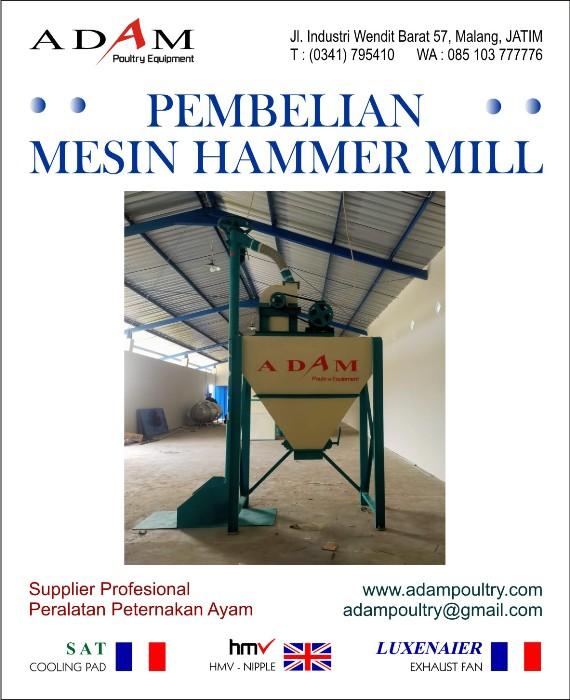 mesin pemecah giling jagung penggiling corn mill hammer mill