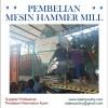 mesin penggiling pemecah jagung giling pecah corn mill hammer mill