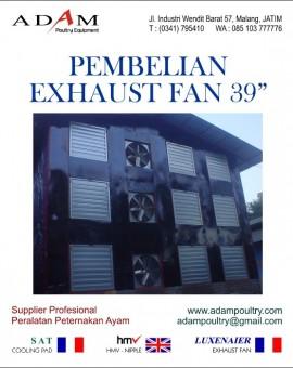 exhuast fan 39