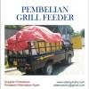 pembelian tempat pakan ayam broiler grill feeder
