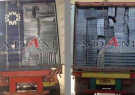 Pengiriman Alat Ternak Unggas ke Malang dan Padang