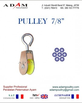 pulley 78